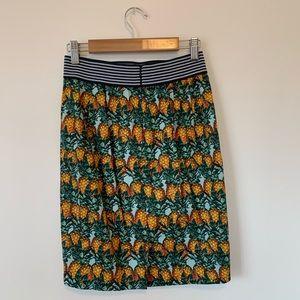 Anthropologie Skirts - Anthropologie Pineapple Grove Pencil Skirt